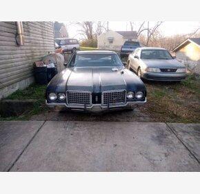 1972 Oldsmobile Cutlass for sale 101422309