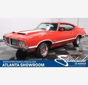 1972 Oldsmobile Cutlass for sale 101422681
