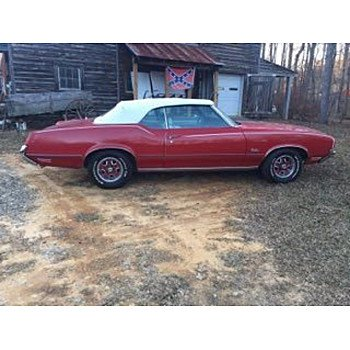 1972 Oldsmobile Cutlass for sale 101444270