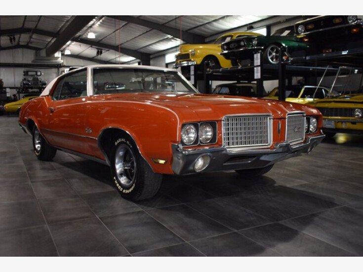 1972 Oldsmobile Cutlass for sale 101589709