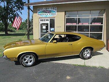 1972 Oldsmobile Cutlass for sale 101346003