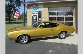 1972 Oldsmobile Cutlass for sale 101346003