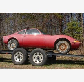 1972 Opel GT for sale 100981287