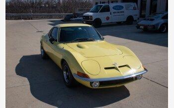 1972 Opel GT for sale 101482395