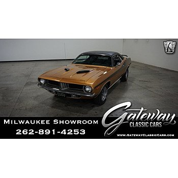 1972 Plymouth Barracuda for sale 101144687