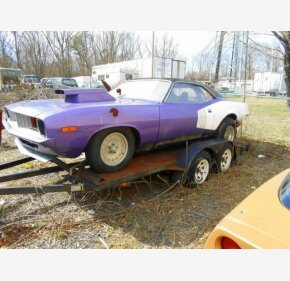 1972 Plymouth Barracuda for sale 101185686