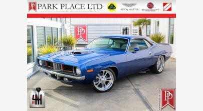1972 Plymouth Barracuda for sale 101316355