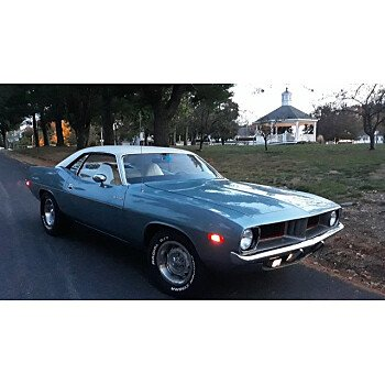1972 Plymouth Barracuda for sale 101391292