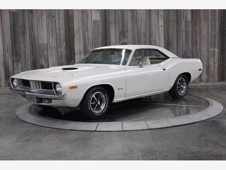 1972 Plymouth Barracuda for sale 101393381