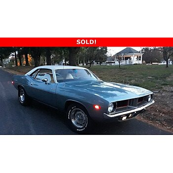 1972 Plymouth Barracuda for sale 101496640