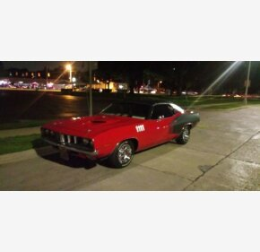 1972 Plymouth CUDA for sale 101323654