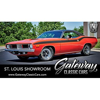 1972 Plymouth CUDA for sale 101376052