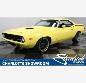 1972 Plymouth CUDA for sale 101383263