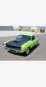 1972 Plymouth CUDA for sale 101481350