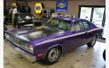 1972 Plymouth Duster for sale 101066794