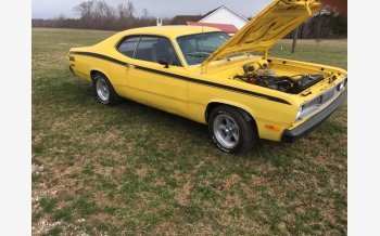 1972 Plymouth Duster for sale 101106669