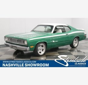 1972 Plymouth Duster for sale 101255255