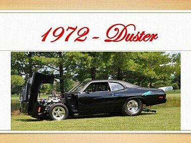 1972 Plymouth Duster for sale 101331683