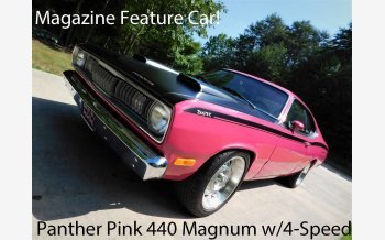 1972 Plymouth Duster for sale 101358305