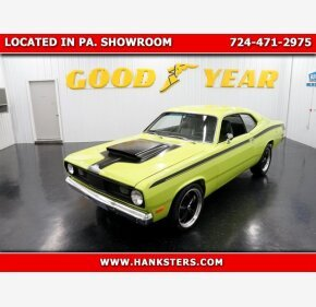 1972 Plymouth Duster for sale 101484615