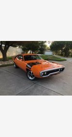 1972 Plymouth Roadrunner for sale 101386498