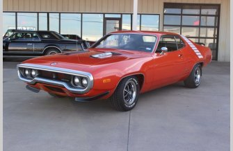 1972 Plymouth Roadrunner for sale 101482859