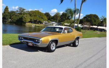 1972 Plymouth Satellite for sale 101383477