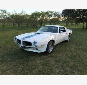 1972 Pontiac Firebird for sale 101224155