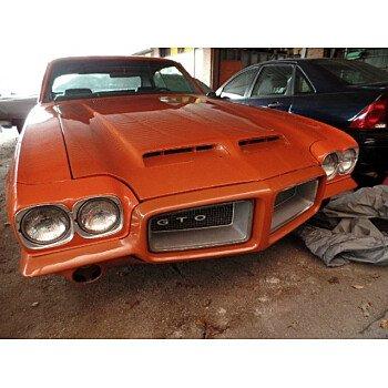 1972 Pontiac GTO for sale 101211373