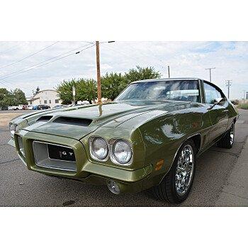 1972 Pontiac GTO for sale 101368670