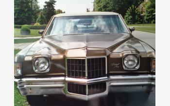 1972 Pontiac Grand Prix Coupe for sale 101221973