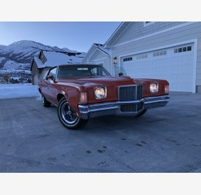 1972 Pontiac Grand Prix Coupe for sale 101310445