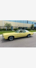 1972 Pontiac Grand Prix for sale 101370059