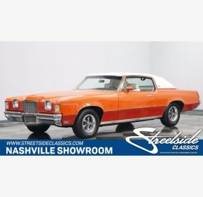 1972 Pontiac Grand Prix for sale 101399196