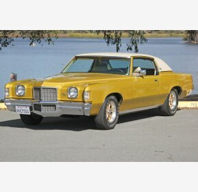 1972 Pontiac Grand Prix for sale 101093066