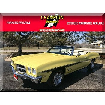 1972 Pontiac Le Mans for sale 100974784