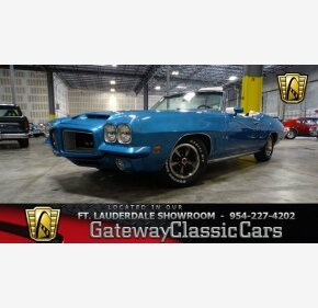1972 Pontiac Le Mans for sale 101063138