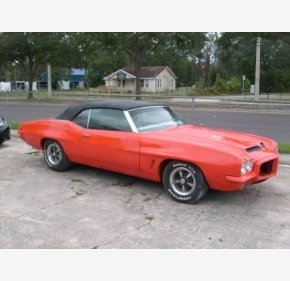 1972 Pontiac Le Mans for sale 101069024