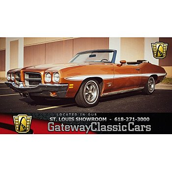 1972 Pontiac Le Mans for sale 101073081