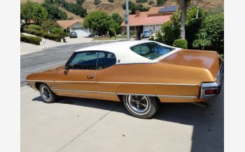 1972 Pontiac Le Mans for sale 101196031