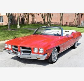 1972 Pontiac Le Mans for sale 101219268