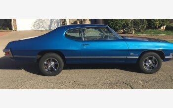1972 Pontiac Le Mans for sale 101281705