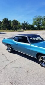 1972 Pontiac Le Mans for sale 101307223