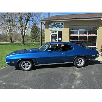 1972 Pontiac Le Mans for sale 101134262