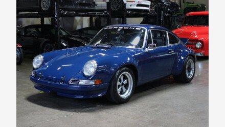1972 Porsche 911 Classics For Sale Classics On Autotrader