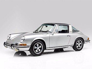 1972 Porsche 911 Targa for sale 101562492