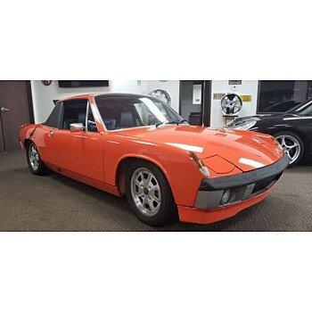 1972 Porsche 914 for sale 101214502