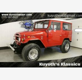 1972 Toyota Land Cruiser for sale 101019652