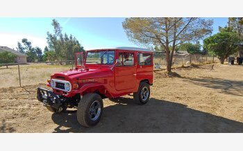 1972 Toyota Land Cruiser for sale 101355246