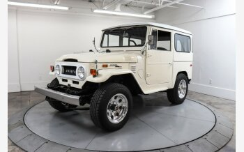 1972 Toyota Land Cruiser for sale 101455387